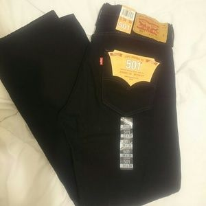 NWT 501 JEANS